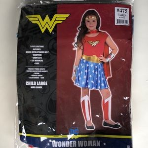 Other - Wonder Woman Costume NWT